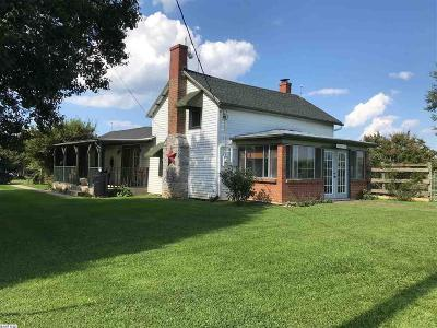 Augusta County Single Family Home For Sale: 11 Pops Ln