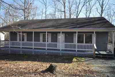 Fluvanna County Single Family Home For Sale: 317 Jefferson Dr