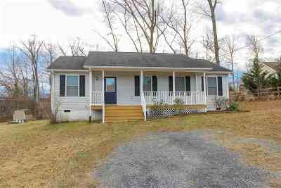 Single Family Home For Sale: 145 Hickory Dr