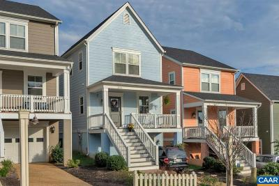 Charlottesville VA Single Family Home For Sale: $350,000