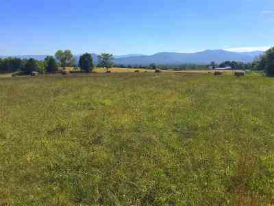 Rockingham County Lots & Land For Sale: Waterloo Mill Ln