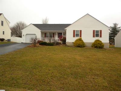 Augusta County Single Family Home For Sale: 41 Arrowhead Ln