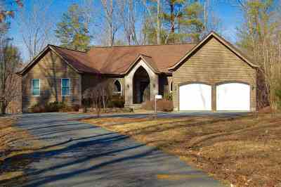 Albemarle County Single Family Home For Sale: 3742 Stony Point Rd
