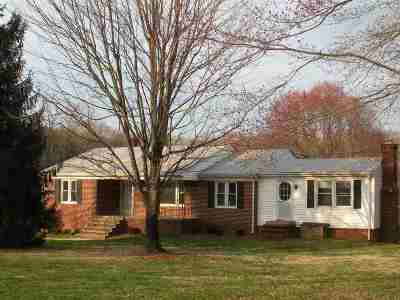 Albemarle County Single Family Home For Sale: 3988 Mola Ln