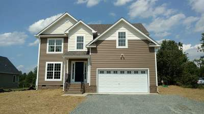 Fluvanna County Single Family Home For Sale: Lot 49 Trillium Ln