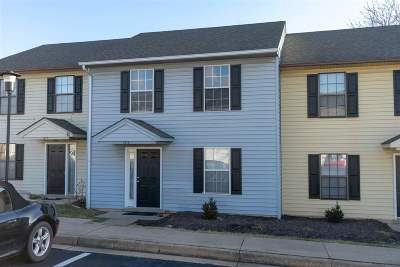 Harrisonburg Townhome For Sale: 1215 Old Furnace Rd