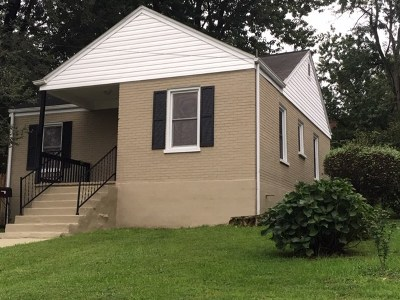 Staunton Single Family Home For Sale: 333 Dupont Ave