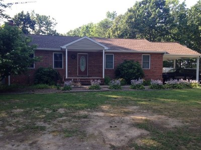 Single Family Home For Sale: 1537 Long Acre Rd