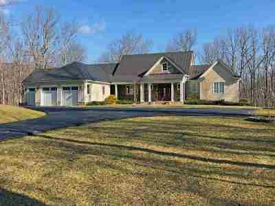 Albemarle County Single Family Home For Sale: 590 Handley Way