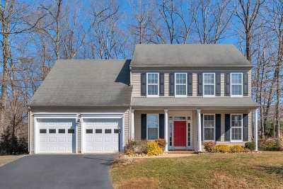 Charlottesville Single Family Home For Sale: 1192 Fox Horn Ct