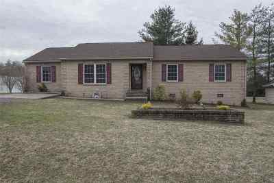 Augusta County Single Family Home For Sale: 134 Mercer Cir