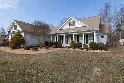Albemarle County Single Family Home For Sale: 2570 Montgomery Ridge Rd