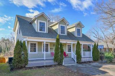Charlottesville Single Family Home For Sale: 308 Harris Rd