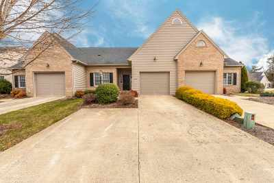 Waynesboro Townhome For Sale: 105 Bryant Dr