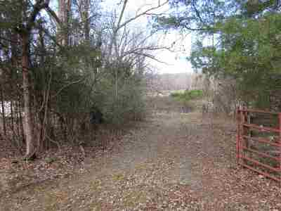 Charlottesville Lots & Land For Sale: 2900 Rubin Ln