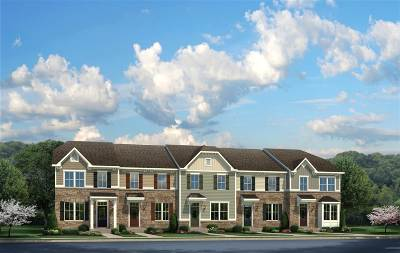 Albemarle County Townhome For Sale: 3476 Steamer Dr