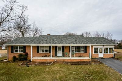 Augusta County Single Family Home For Sale: 996 Keezletown Rd