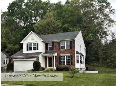 Barboursville Single Family Home For Sale: 416 Holly Hill Dr