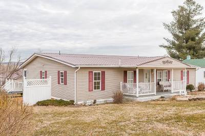 Augusta County Single Family Home For Sale: 116 Guthrie Rd