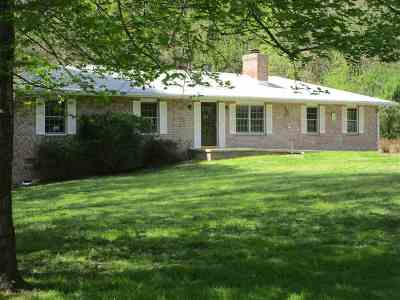 Louisa County Single Family Home For Sale: 135 Pine Rd