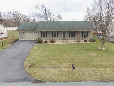 Augusta County Single Family Home For Sale: 65 Summerfield Dr