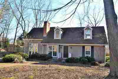 Charlottesville Single Family Home For Sale: 500 Woodmont Dr