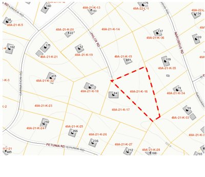 Lots & Land For Sale: Phlox Rd