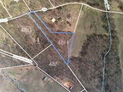 Lots & Land For Sale: Berry Run Rd
