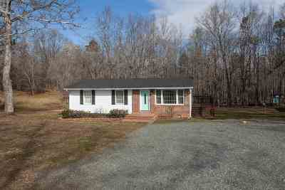 Albemarle County Single Family Home For Sale: 3688 Green Creek Rd