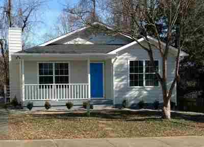 Single Family Home For Sale: 106 Westwood Cir
