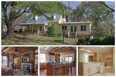 Albemarle County Single Family Home For Sale: 17 Buck Mountain Rd