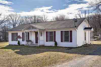 Single Family Home For Sale: 219 Creekside Loop