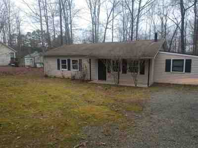 Fluvanna County Single Family Home For Sale: 16 Englewood Dr