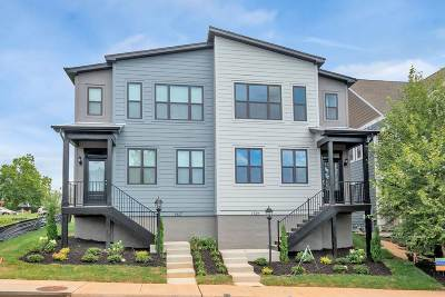 Charlottesville Townhome For Sale: 9a Midland St
