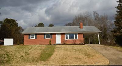 Single Family Home For Sale: 315 Stonewall Cir
