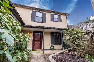 Albemarle County Townhome For Sale: 714 Merion Greene