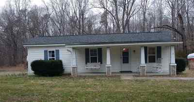Greene County Single Family Home For Sale: 1727 Toms Rd