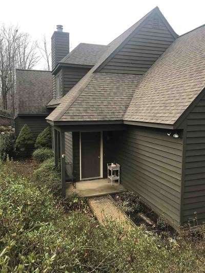 Albemarle County Townhome For Sale: 1328 Creekside Dr