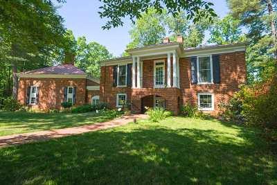 Albemarle County Single Family Home For Sale: 4750 Pelham Rd