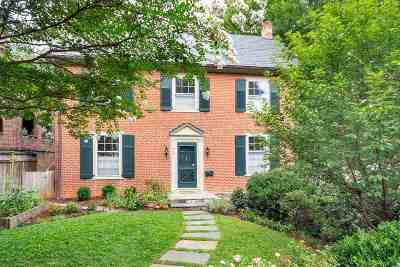 Charlottesville  Single Family Home For Sale: 707 Northwood Ave