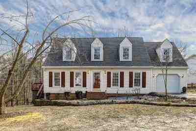 Single Family Home For Sale: 13725 Black Meadow Rd