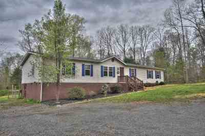 Greene County Single Family Home For Sale: 915 Rippin Run Rd