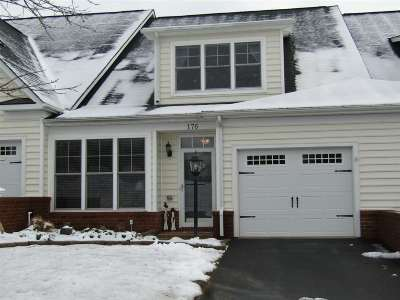 Fluvanna County Townhome For Sale: 176 Village Blvd