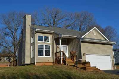 Albemarle County Single Family Home For Sale: 5586 Brookwood Rd