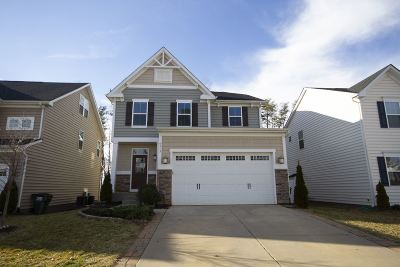 Albemarle County Single Family Home For Sale: 4513 Sunset Dr