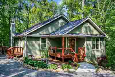 Nelson County Single Family Home For Sale: 634 Stone Chimneys Rd