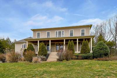 Albemarle County Single Family Home For Sale: 4910 Scottsville Rd