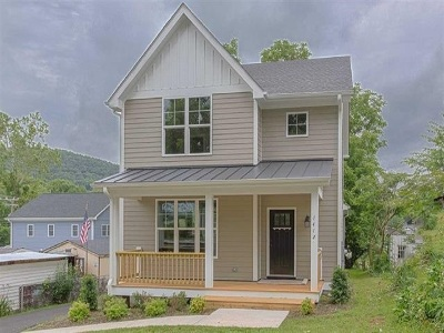 Charlottesville Single Family Home For Sale: 1412 Florence Rd