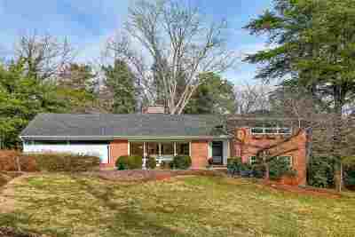 Albemarle County Single Family Home For Sale: 9 Old Farm Rd