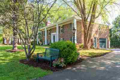 Albemarle County Single Family Home For Sale: 1235 Herold Cir
